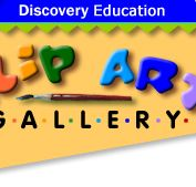 Discovery School's Clip Art Gallery