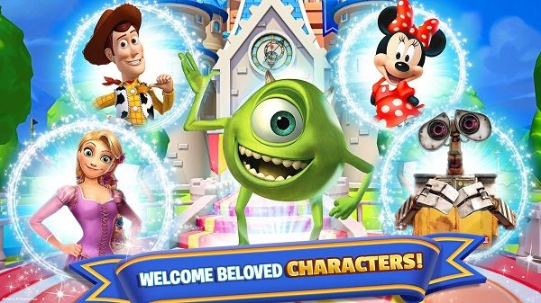 Gameloft releases Disney Magic Kingdoms for Android iOS and Windows (PC  Phone) - Video. #WindowsPhone #Windows10Mobile #Lumia @MyAppsEden  #MyAppsEden