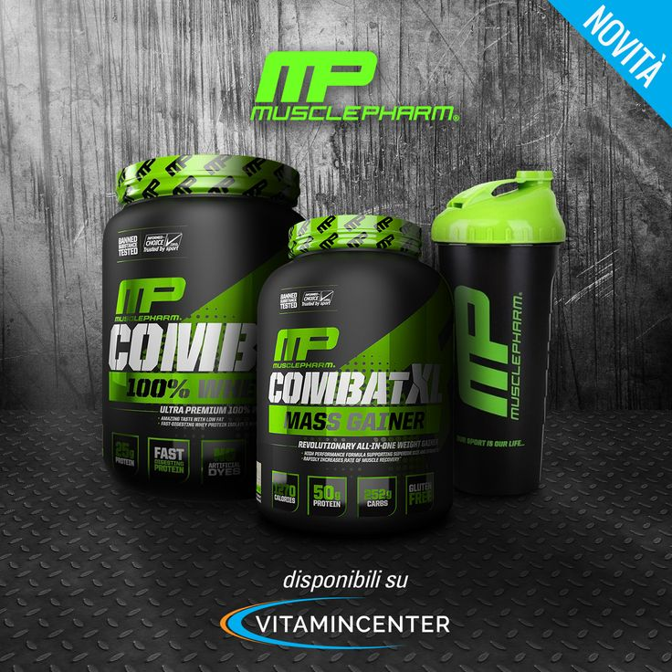 BRAND | #MUSCLEPHARM USA su #VitaminCenter > www.vitamincenter.it/brands/musclepharm una vasta gamma di prodotti, ideali per gli sport più intensi ;-)