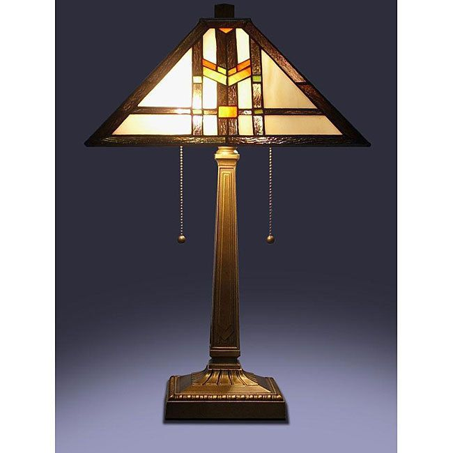 Tiffany Mission Style Lamps Zef Jam