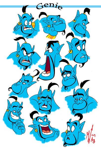 Genie Expressions