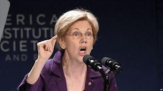 Elizabeth Warren Destroys CNBC Anchors - YouTube
