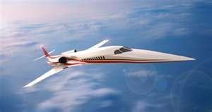 Supersonic Private Jet supersonic-private-jet