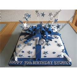 Th Birthday Party Cake Ideas For Dad