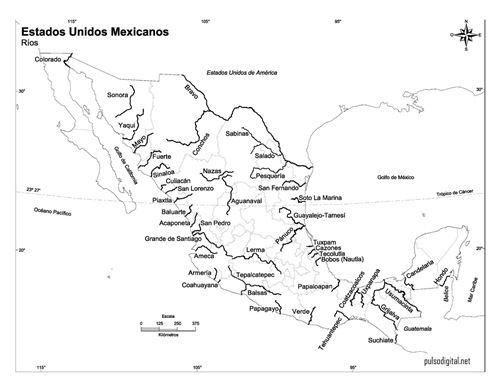 Best 25 Mapa de mxico ideas on Pinterest  Mapa de mexico