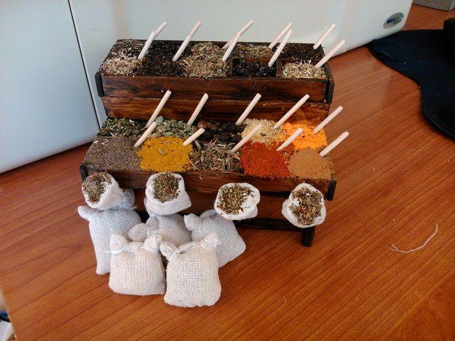 Foro de Belenismo - Miniaturas, detalles y complementos -> mis miniaturas
