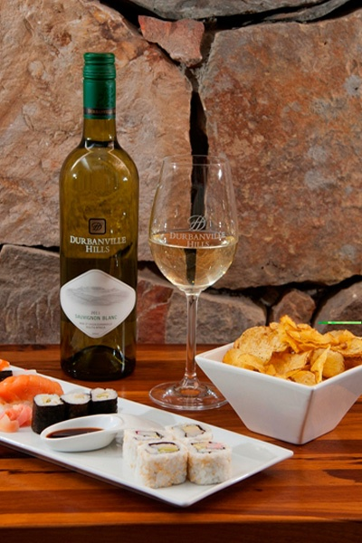 A new take on food and wine pairing at Durbanville Hills, South Africa