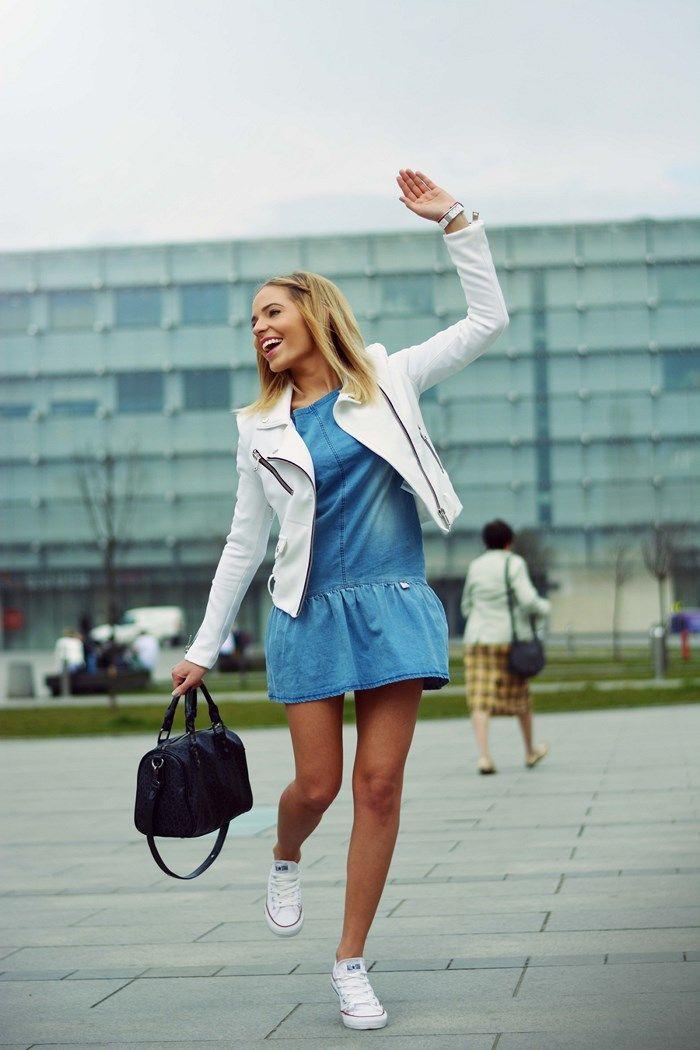 aim-style.blogspot.com & by ilo   #byilo #byilostyle #blogger #fashion #style #dress #bluedress #happy #summer #holidays