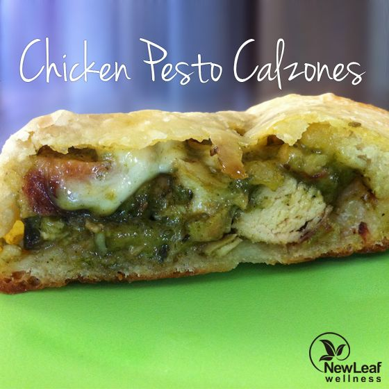 Chicken pesto calzones. Assemble and freeze the dough raw so it cooks for the first time out of the freezer.