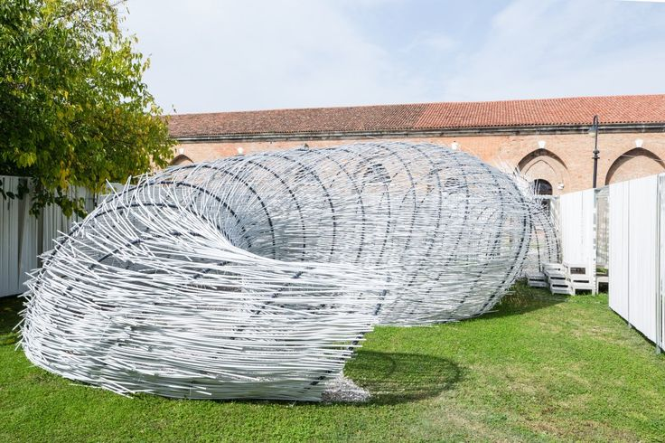 """TCA Think Tank Creates """"Parasite Pavilion"""" With Five-Day Workshop in Venice"""