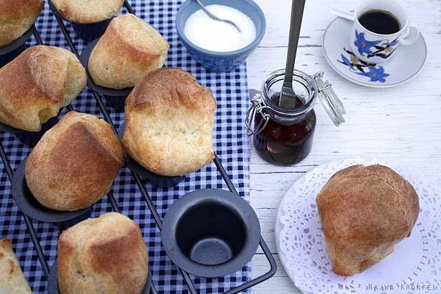 Popovers and jam anyone? | Foodie hopes and dreams | Pinterest ...