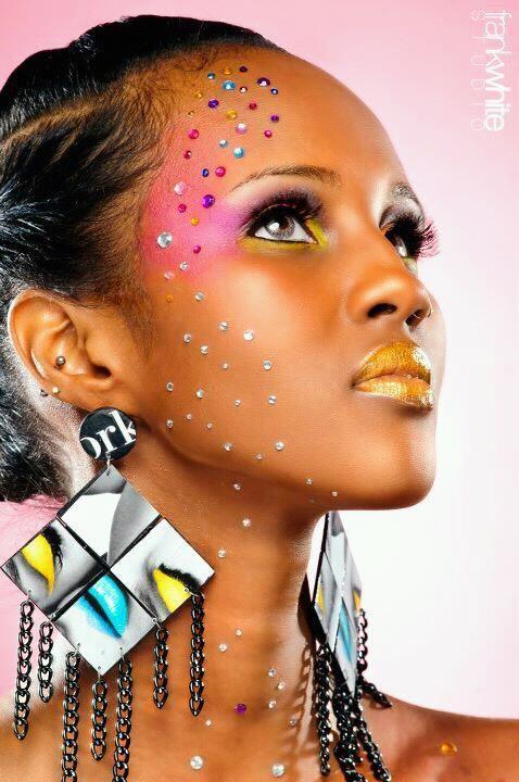 Golden Goddess by KA'OIR - #Gold #Lipstick: Models Gold Lipsticks, Fashion, Color, Makeup, Beautiful, Golden Goddesses, Kaoirdol Awa, Wear Goldengoddess, Bright Lipsticks
