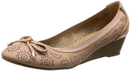 Oferta: 18.03€ Dto: -42%. Comprar Ofertas de XTI Zapato Sra. C. Nude - Zapato para mujer, color nude, talla 40 barato. ¡Mira las ofertas!