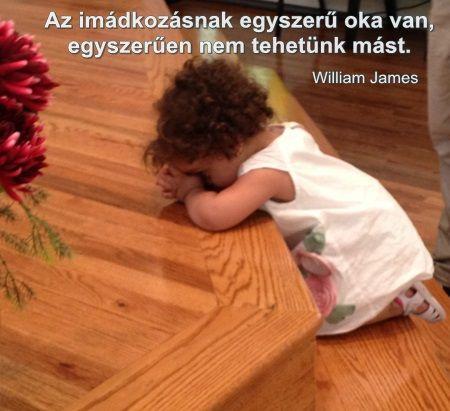 Nem tehetünk mást... Imádkozunk.