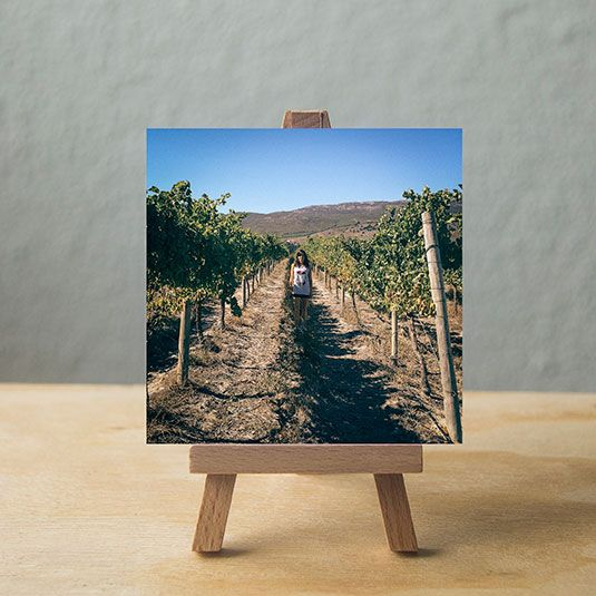 The Vineyards. (because Friday means Wineday) - A gift for #wine lovers.