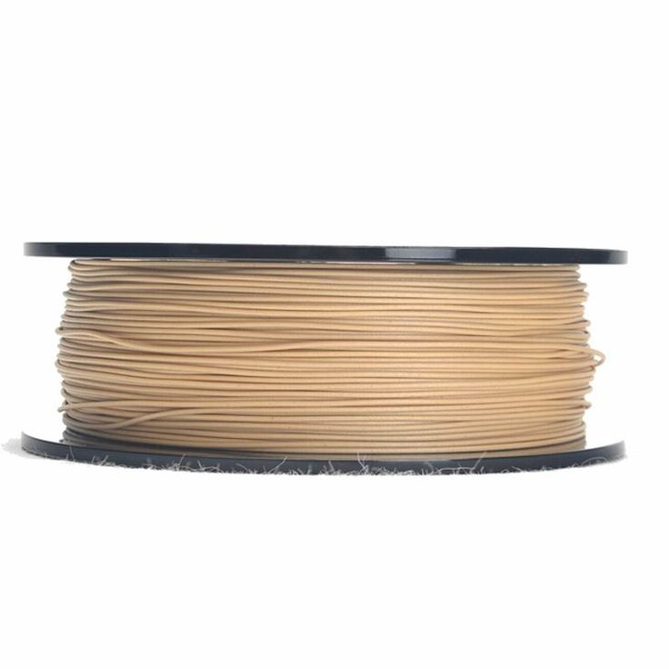 400M 1KG Wood Filament SENHAI3D 1.75mm Wood 3D Filament For 3D Printer On Sale