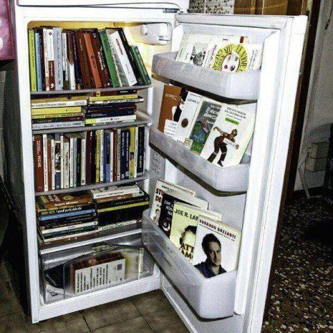 ¿No sabes dónde poner tus libros o qué hacer con ese refrigerador viejo?