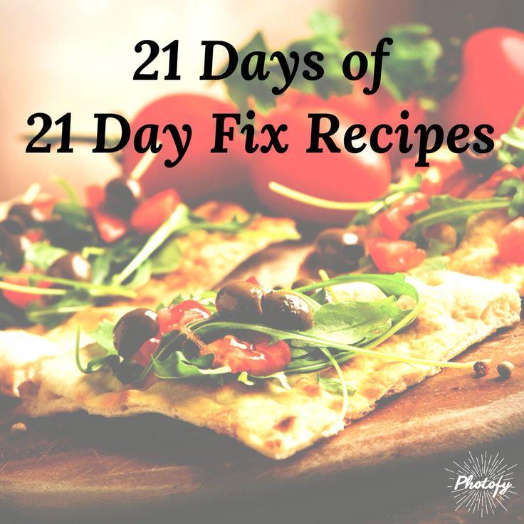 21 Day Fix Recipes https://www.facebook.com/AlexisLfitness