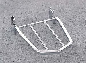 Star Yamaha Accessories Backrest Luggage Rack- Yamaha XV650/ 1100 V-Star