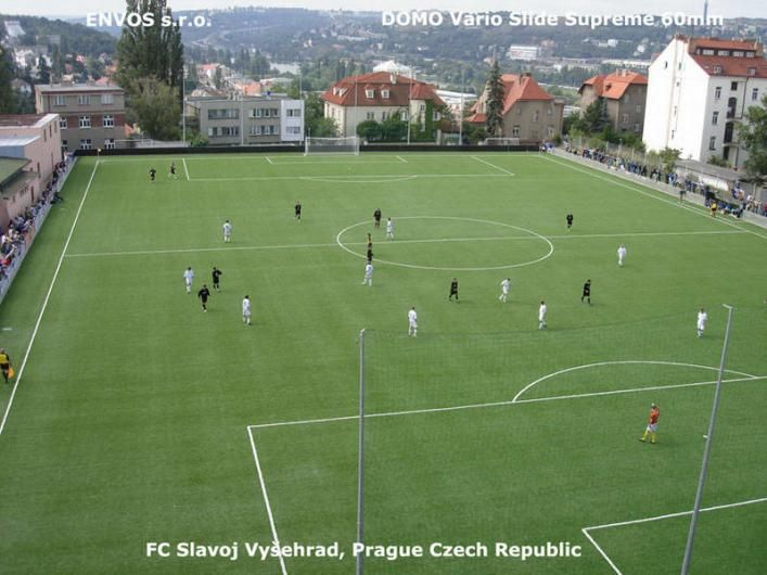 Stadion FK Slavoj Vyšehrad
