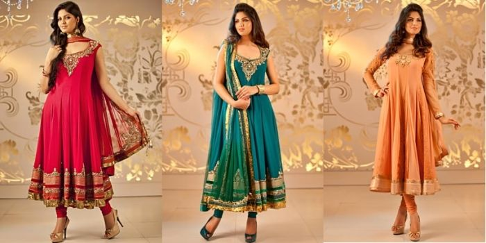 Steal the Show With Your Anarkali Suit