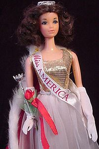 Walk Lively Miss America Barbie 1972-73 (one of my absolute favorites)