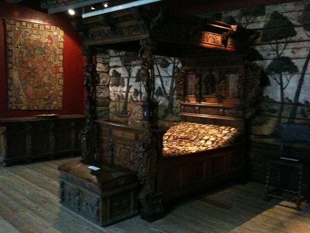 Viking style decor