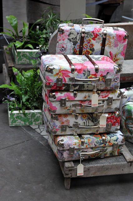 #Luggage, let's pack    Check out my website for some fantastic pins!    Also Please repin Thanks!