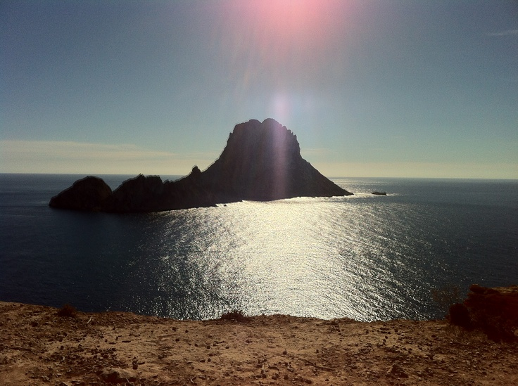 Why not take a road trip to watch the sunset at the magical Es Vedra?