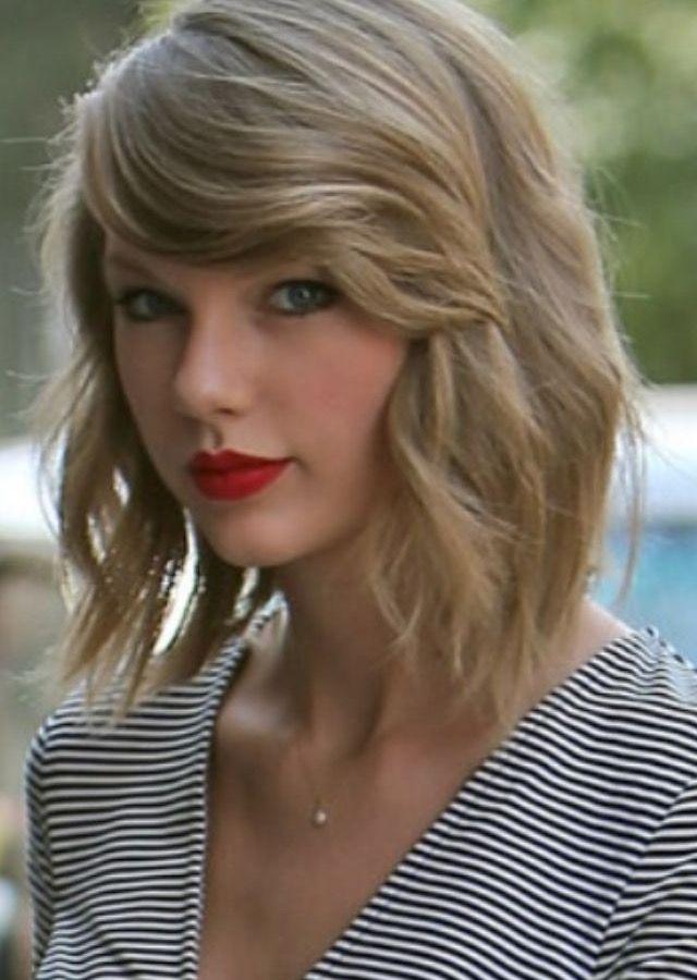 Peachy 1000 Ideas About Taylor Swift Haircut On Pinterest Beyonce Body Short Hairstyles Gunalazisus
