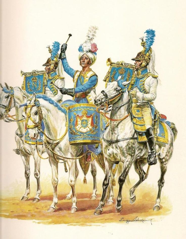 FRANCE - Musicien de la Garde Imperiale