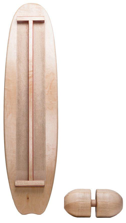 Vew-Do Longboard 36 Balance Board w/Rock