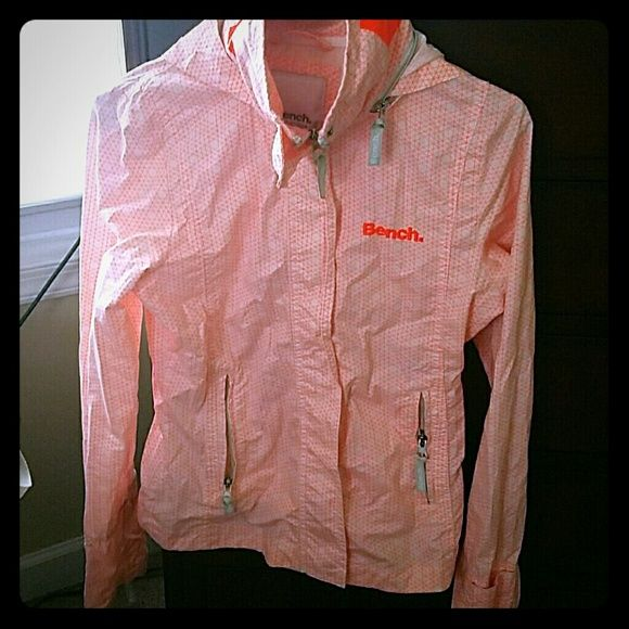 Bench jacket A light weight jacket perfect for spring and summer. Only wore a couple times, perfect condition bench Jackets & Coats