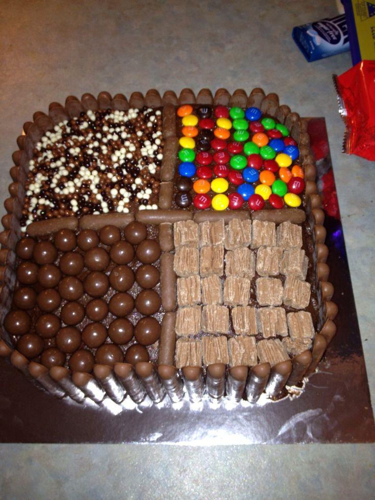 Joel's chocolate on chocolate