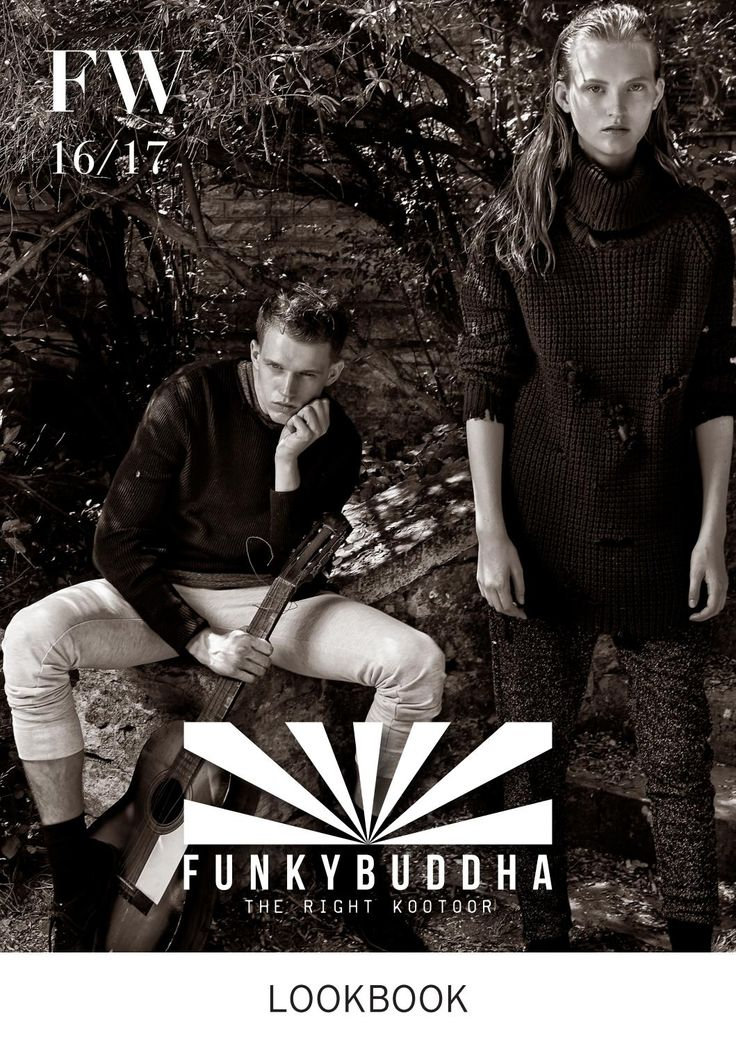 Funky Buddha FW16 Collection by You Win Franchise - issuu