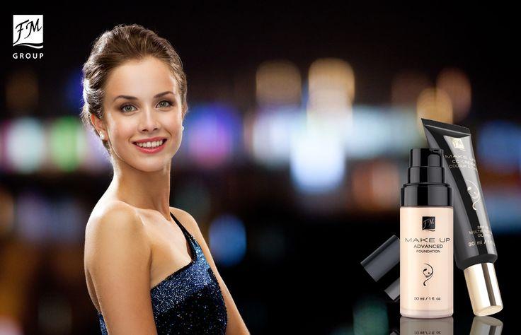 Unconventional #beauty!  Il trucco leggero non è un must solo dell'estate. Per un make-up veloce, minimal senza rinunciare all'eleganza scegli una base perfetta per esaltare la tua bellezza.  #primer #fondotinta #fmgroupitalia #beauty #top #makeup #fm #FMGroup