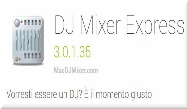 DJ Mixer Express - Download Gratis Free