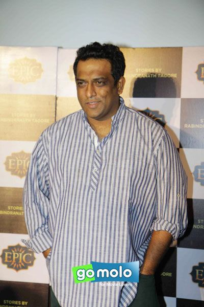 Anurag Basu at Epic channel event in Mumbai