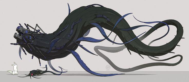 rain world : Leviathan