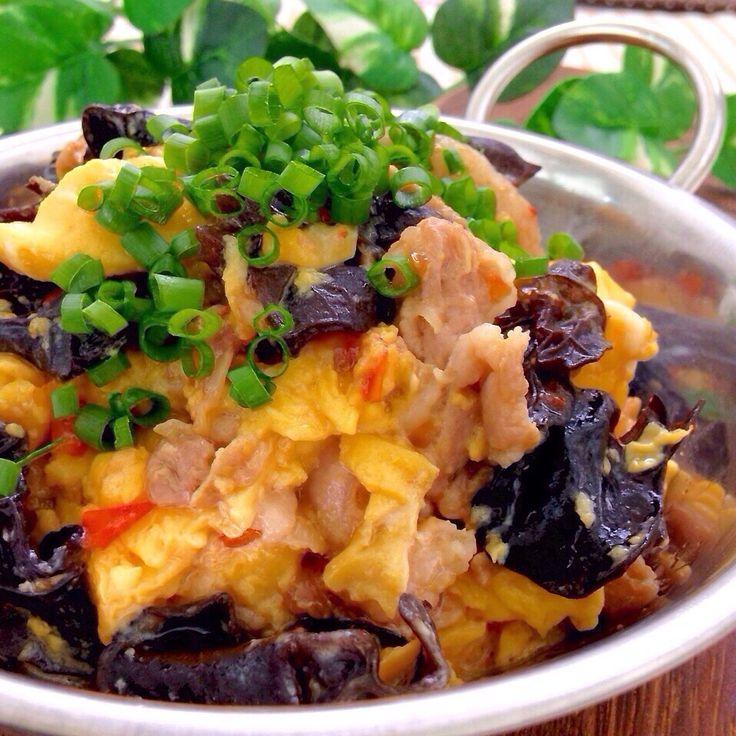 уцц's dish photo オイトマだれde豚肉