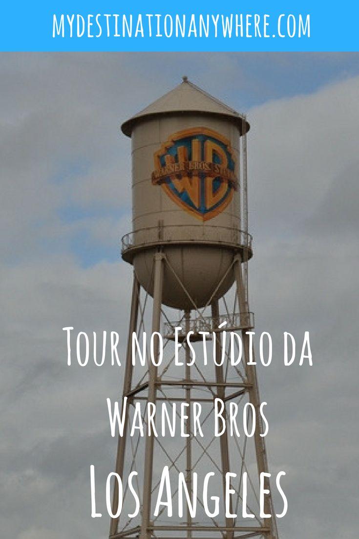 Los angeles ca united states pictures citiestips com - Warner Bros Como Visitar Os Est Dios Em Los Angeles Hollywood Water Towercalifornia Usawarner