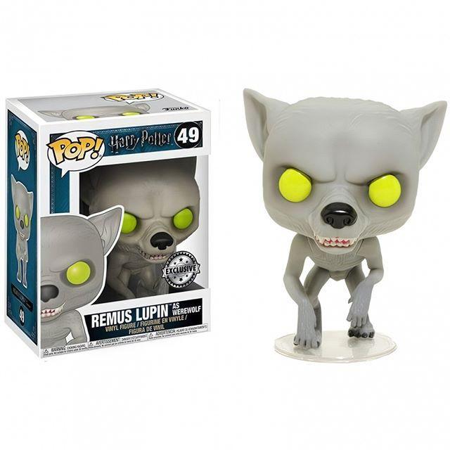 Funko Pop Harry Potter 49 Remus Lupin As Werewolf Exclusive Price 21 99 Link Https Ift Tt 2l1czg3 Remus Lupin Remus Figuras Funko