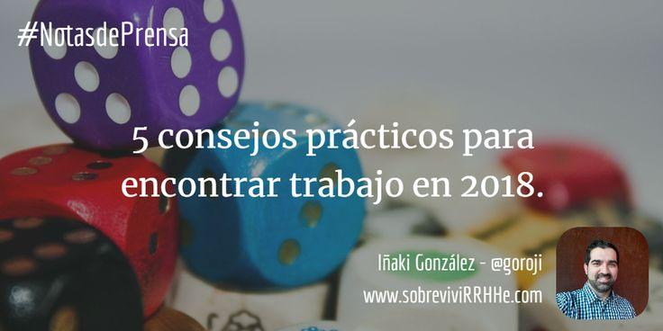[NP]Las oportunidades laborales serán mayores en 2018o, al menos, eso creen 4 de cada 10 españoles según datos extraídos del 'Indicador de la confianza del consumidor' realizado por el Centro de …