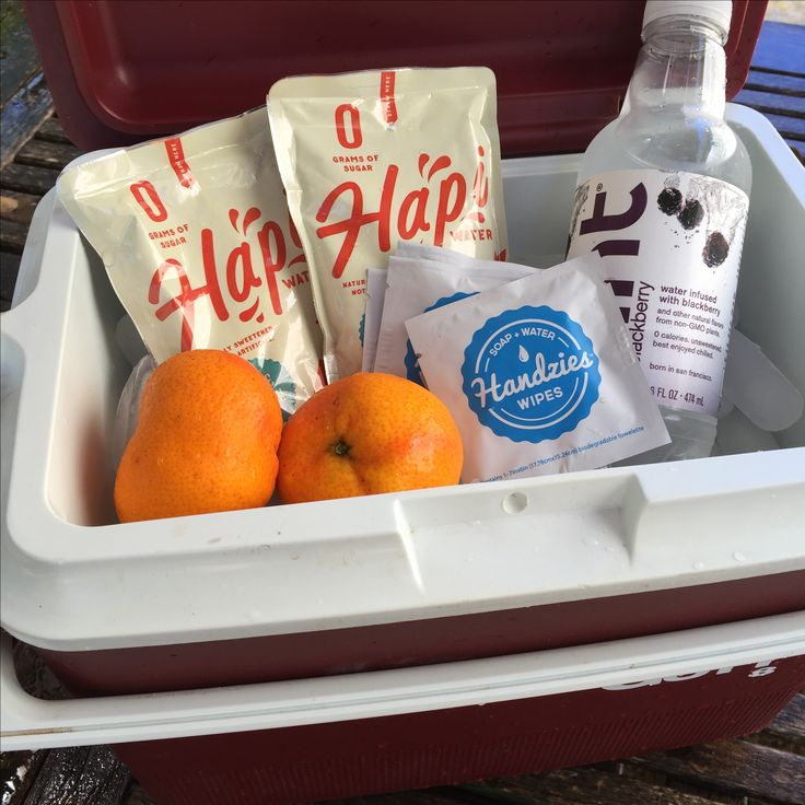 Got a hot outdoor event coming up?  Put some Handzies in your cooler and you'll have a way to get clean, cool and refreshed!