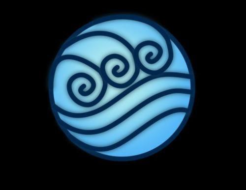 Water Tribe Symbol Wallpaper