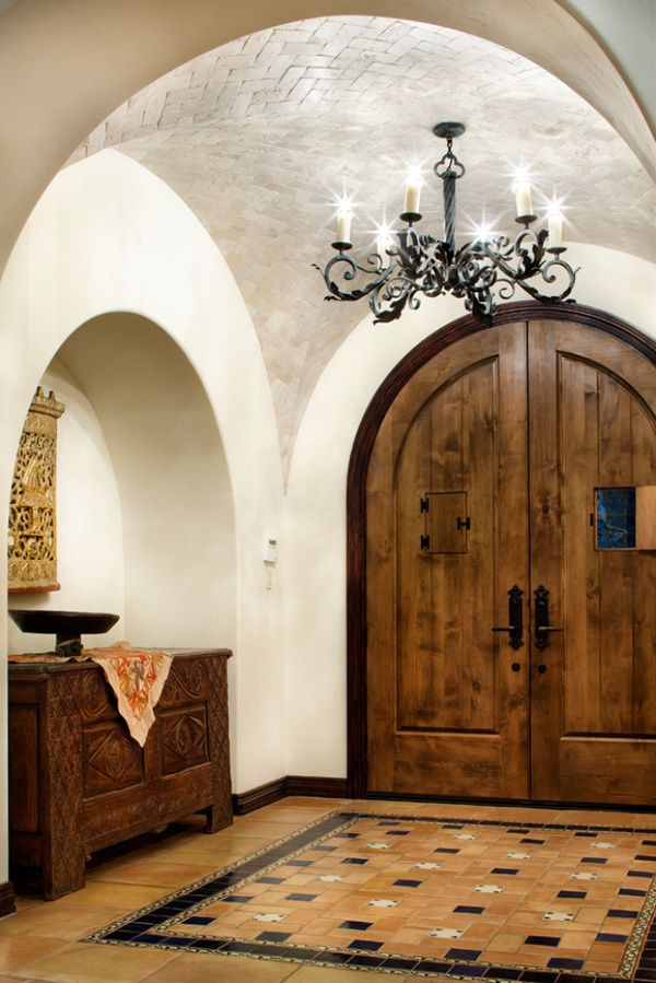 Spanish Entry Doors