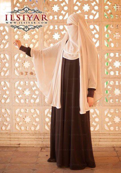 Серия «Экспресс-хиджаб» - Накидки