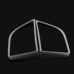 AUTOMAN 2x paillettes pour interrupteur Volant de voiture intérieur décoratif Garniture pour Hyundai Tucson 32015+ 2016ABS Accessoires