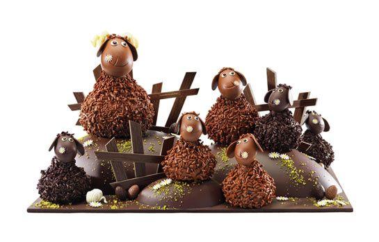 Les meilleurs oeufs en chocolat de Pâques 2013 http://www.vogue.fr/culture/le-guide-du-week-end/diaporama/les-meilleurs-oeufs-de-paques-2013/12463/image/740961#!9