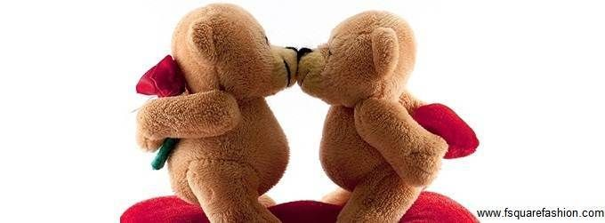 Lovely Teddy Day Facebook (FB) Timeline Covers 2013